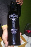 2011 Caduceus Cellars, Anubis